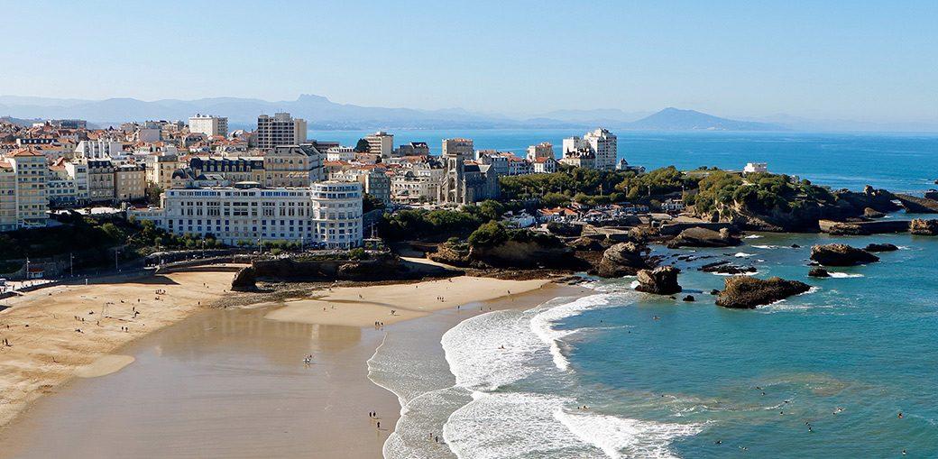 Une ville où vous devez investir : Biarritz