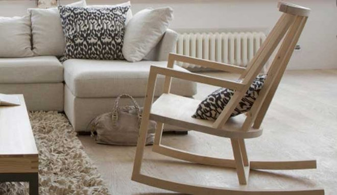Pourquoi installer un rocking-chair dans sa maison ?
