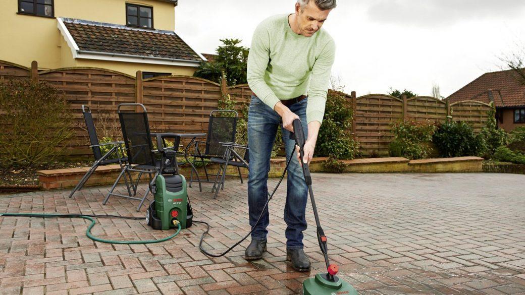 Nettoyeur haute pression : lequel acheter pour l'entretien domestique ?